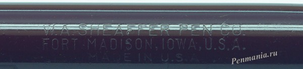 Перьевая ручка Sheaffer Valiant TM Touchdown (США)