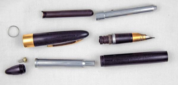 Перьевая ручка Sheaffer TM Touchdown (США)