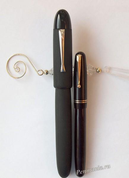 Перьевые ручки ACR KIM и Mabie Todd Swan