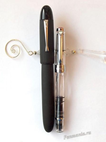 Перьевые ручки ACR KIM и TWSBI 580