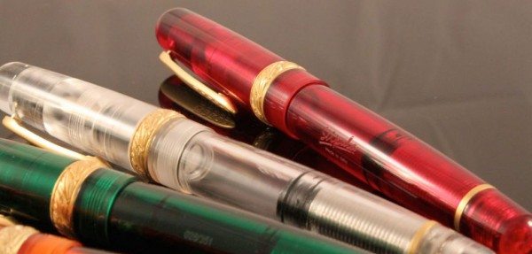 Перьевая ручка Stipula Etruria Rainbow
