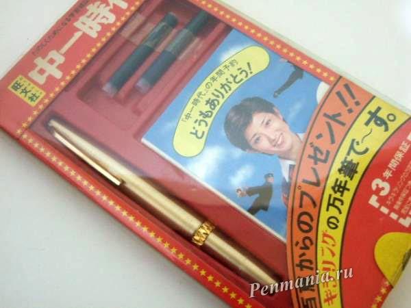 перьевая ручка Teikin / fountain pen
