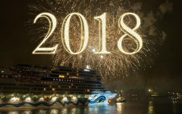 C Новым 2018-м!