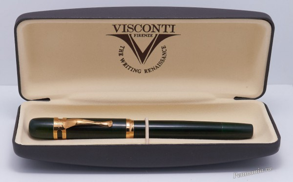 Перьевая ручка Visconti Ragtime (Италия) / fountain pen