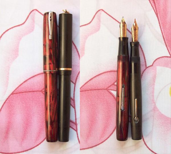 перьевая ручка Waterman 32A V