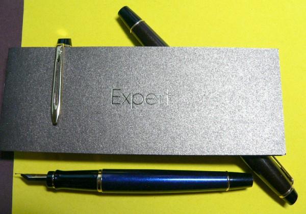 перьевая ручка Waterman Expert